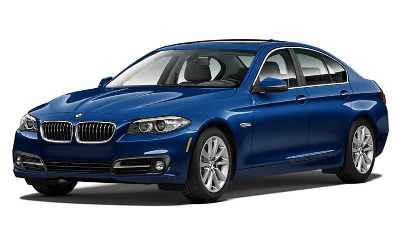 BMW hjalp Seattle-politiet med å pågripe en mistenkt biltyv.
