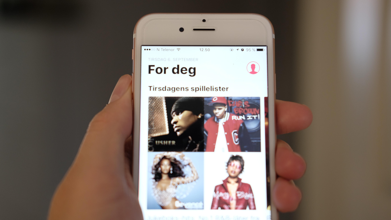 Apple Music vokser raskt, men forspranget opp til Spotify fortsetter å øke.