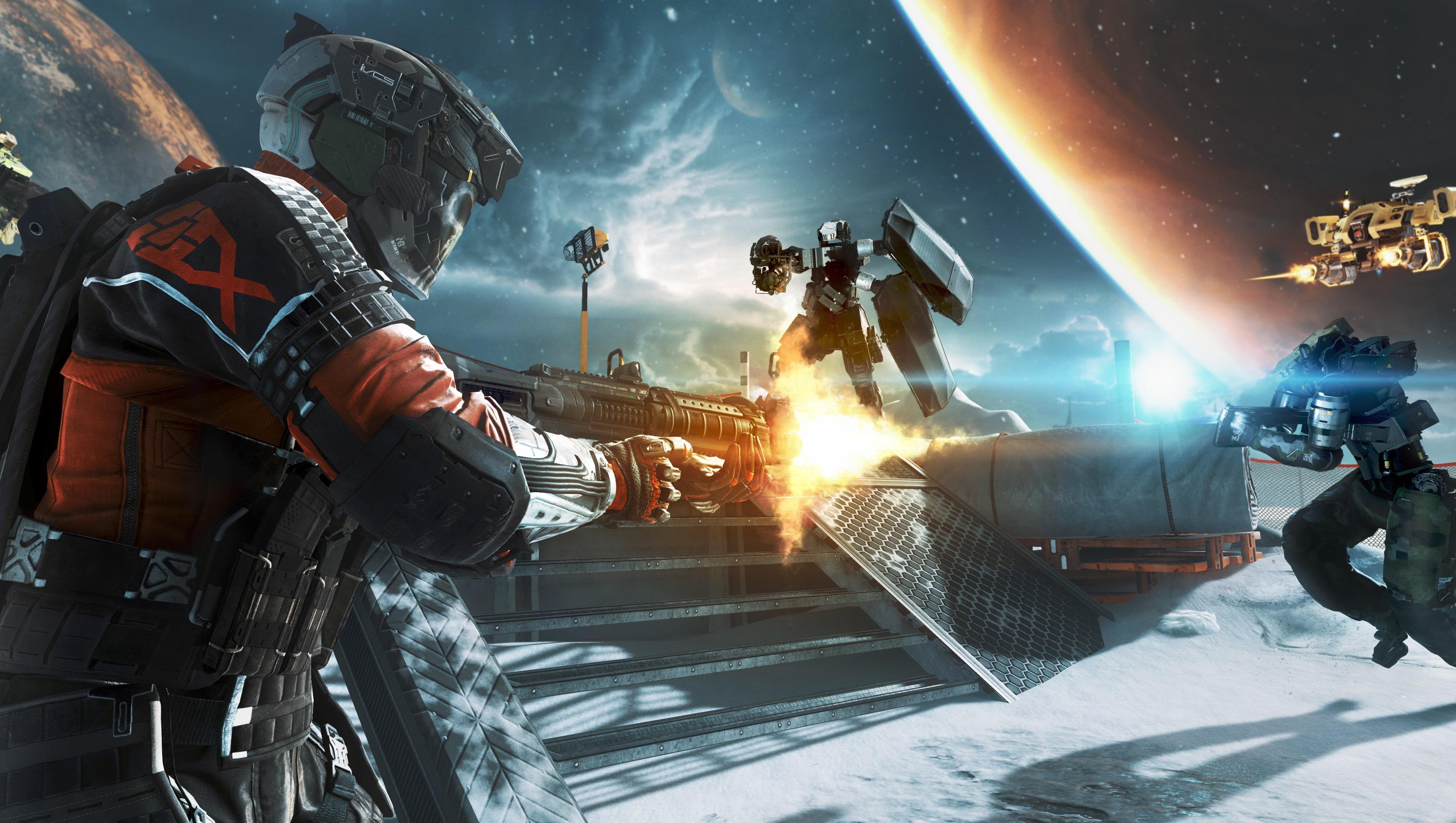Konsollspillerne kan teste Call of Duty: Infinite Warfare før de kjøper det.