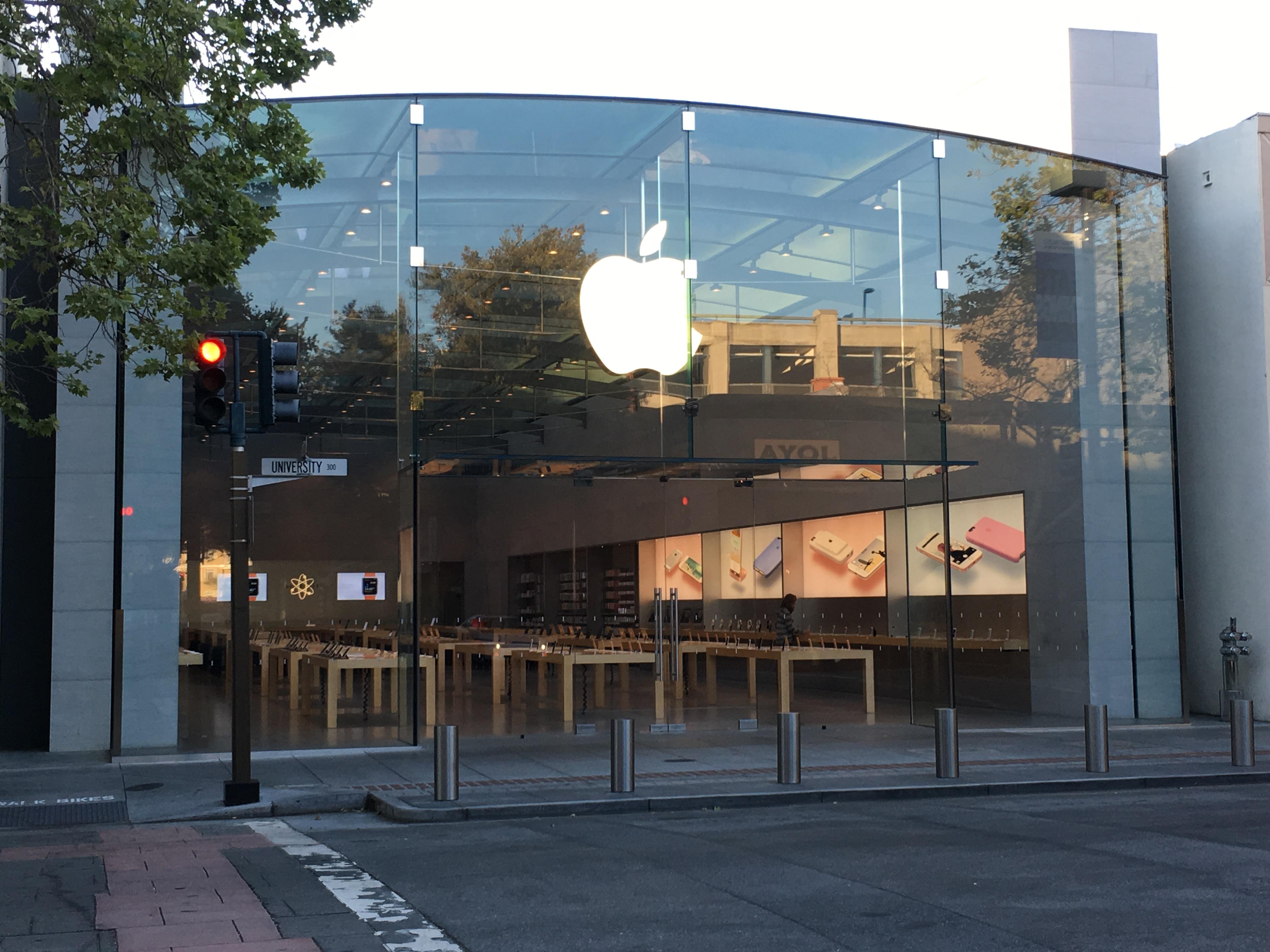 Apple gir seg ikke uten kamp.