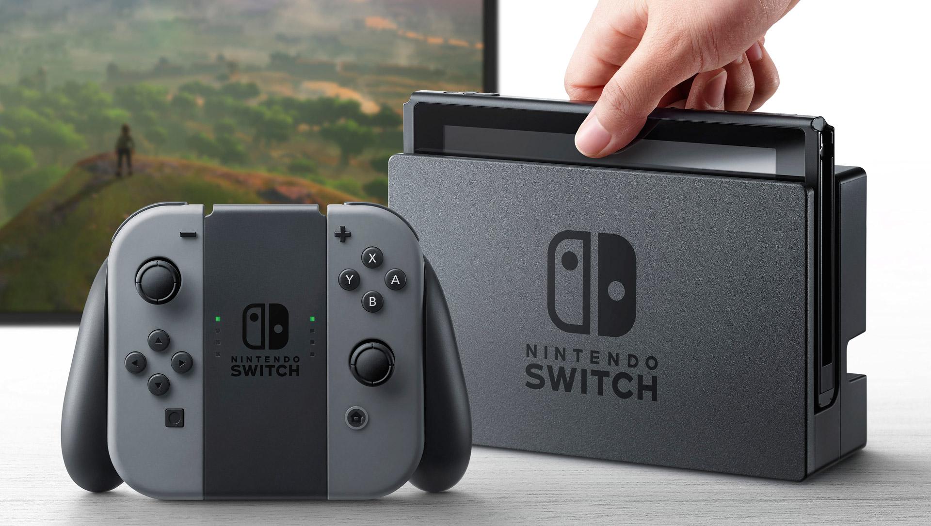 Ifølge en FCC-registrering kan ikke batteriet i Switch byttes ut av brukeren.