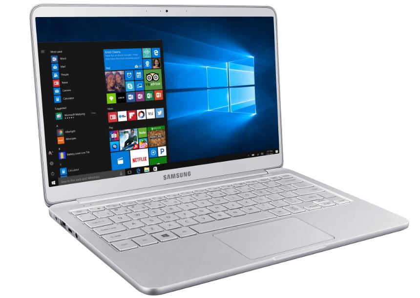 Dette er Notebook 9. Priser er ikke kjent enda.