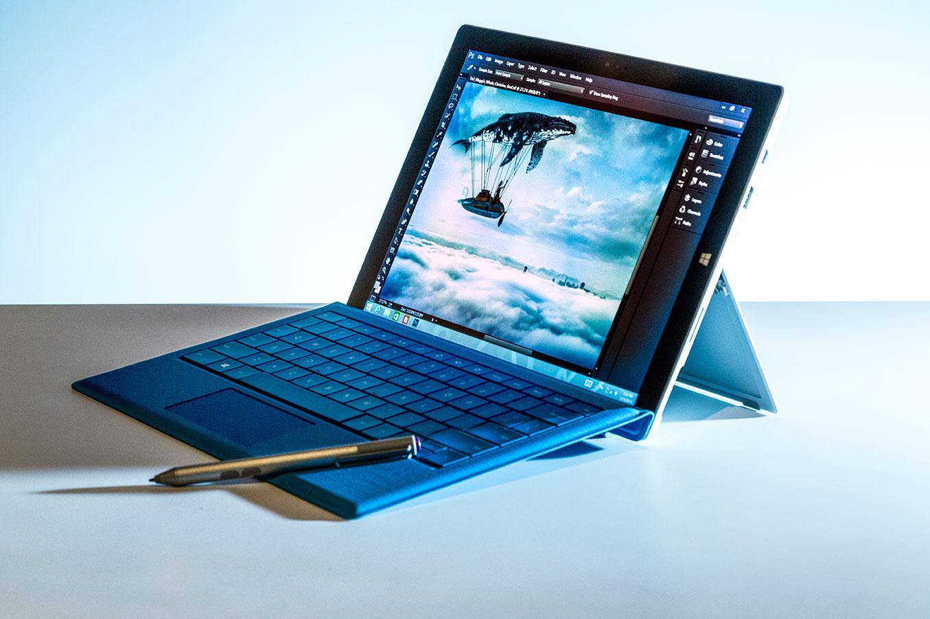 Surface Pro er overmoden for en oppgradering. Nå ryktes det at den kommer i løpet av første kvartal 2017.