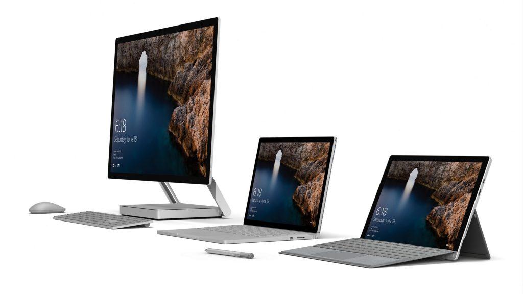 Surface er på vei opp, også som følge av den dårlige Pro-lanseringen, ifølge Microsoft.