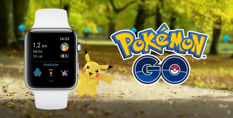 Pokémon GO er omsider lansert til Apple Watch.