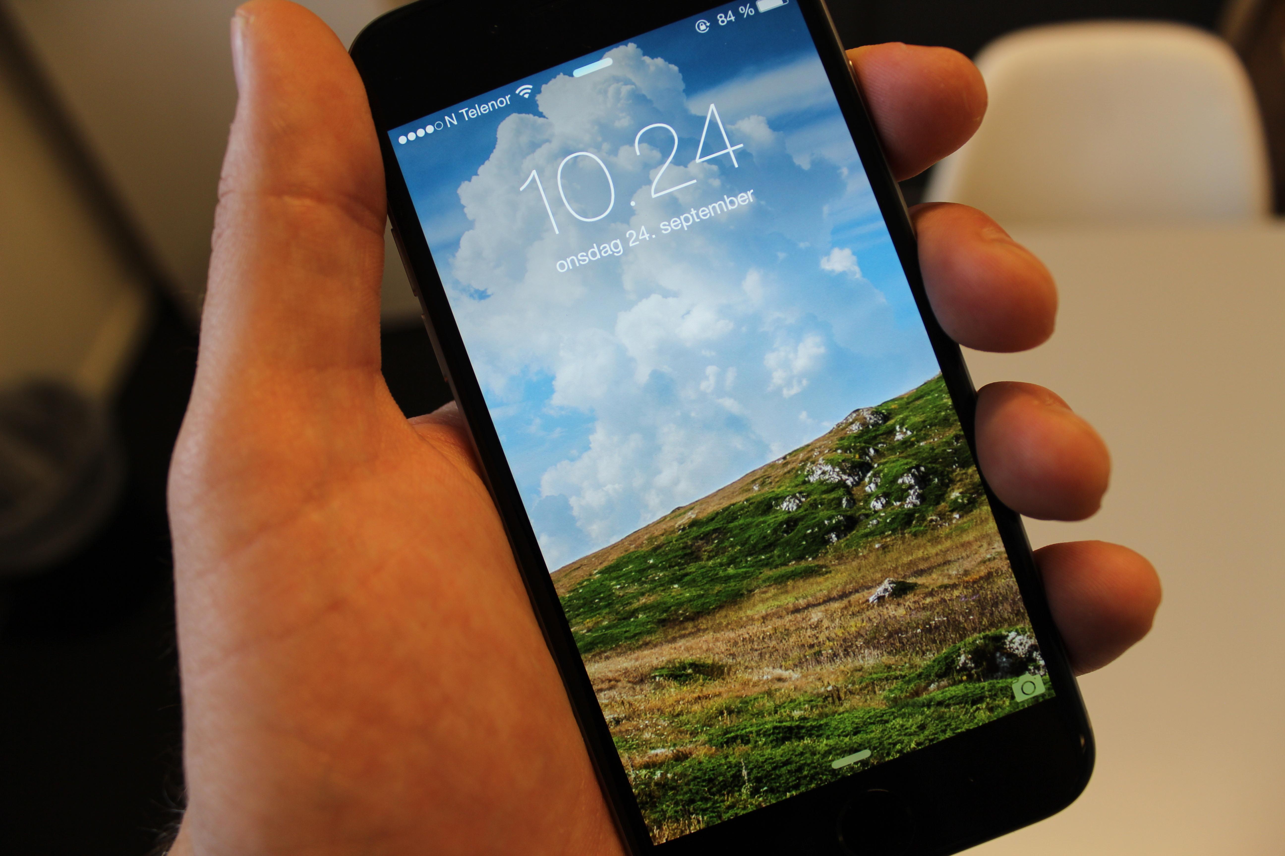 Flere iPhone 6s-enheter kan være rammet av feil.