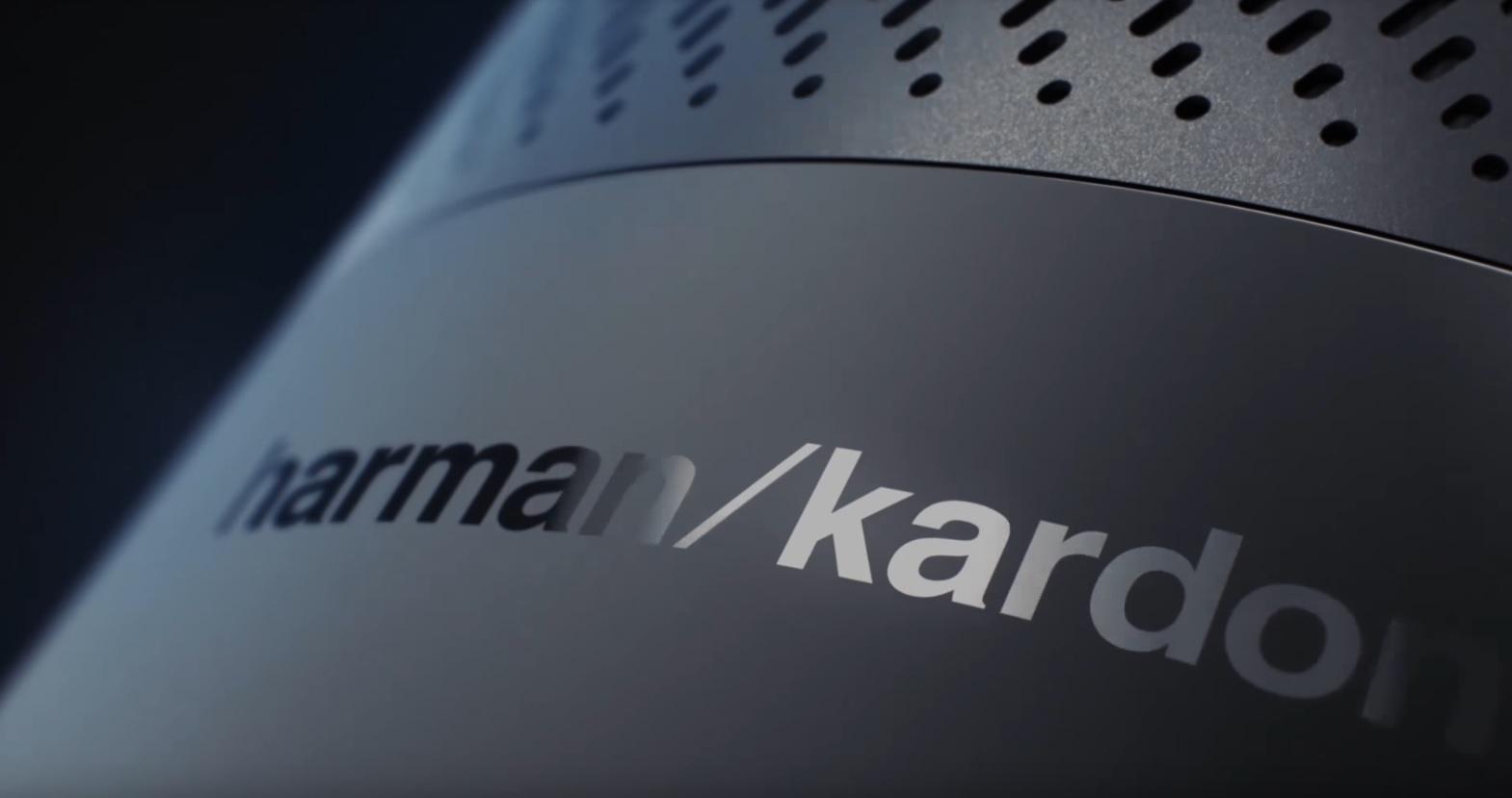 Dette er en liten teaser på Harman Kardons Cortana-høyttaler som kommer neste år. De lover premium-lydkvalitet.