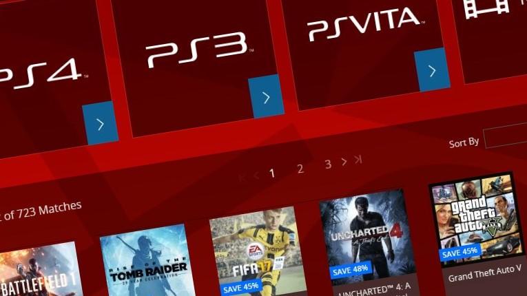 Sonys PlayStation-salg sparkes i gang i dag.