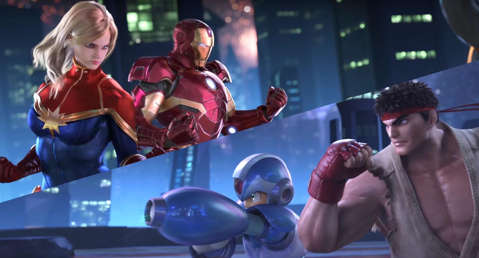 Marvel vs Capcom: Infinite er avslørt - og traileren er sluppet.