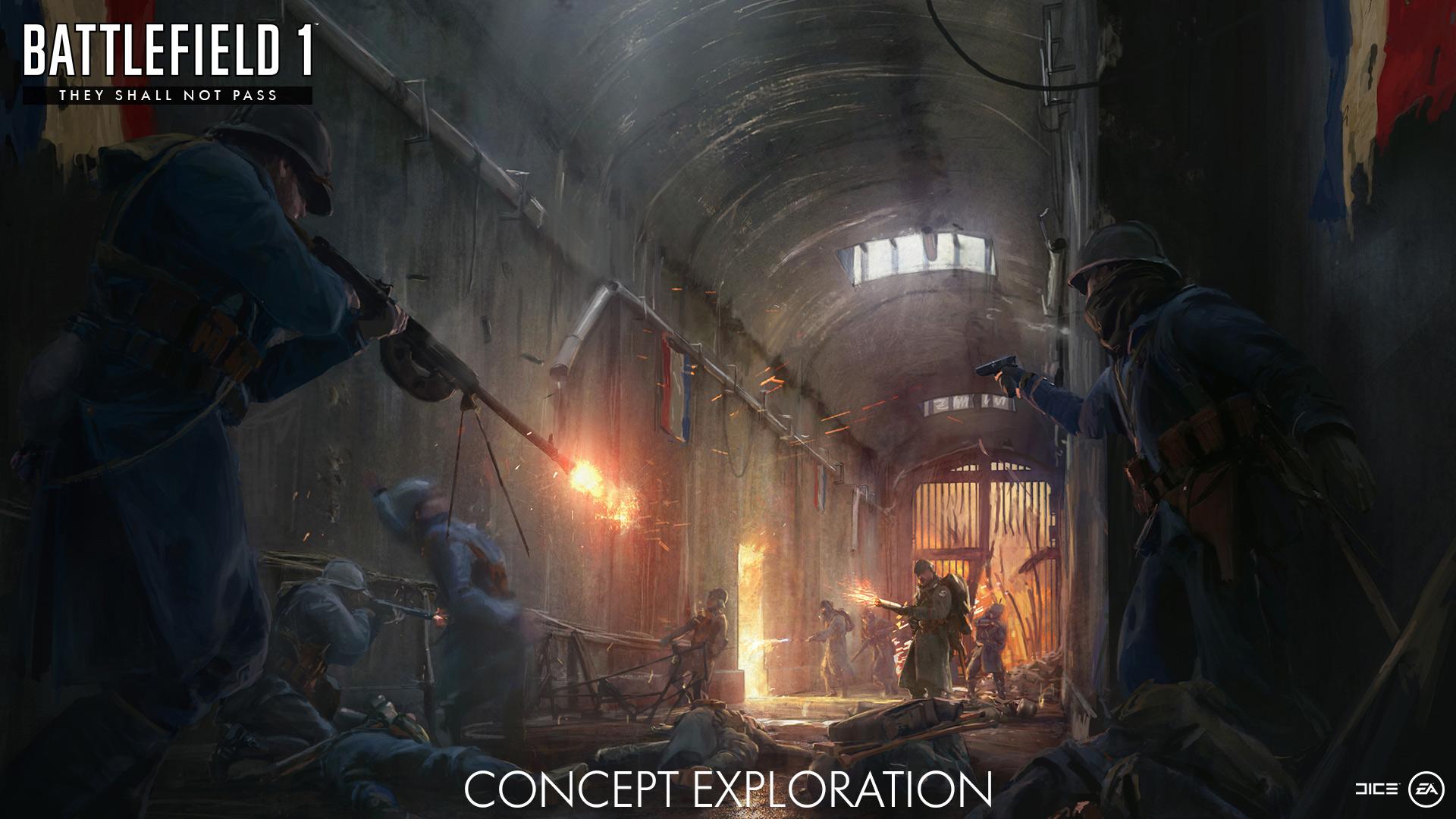 I mars lanseres den neste, store utvidelsen til Battlefield 1.
