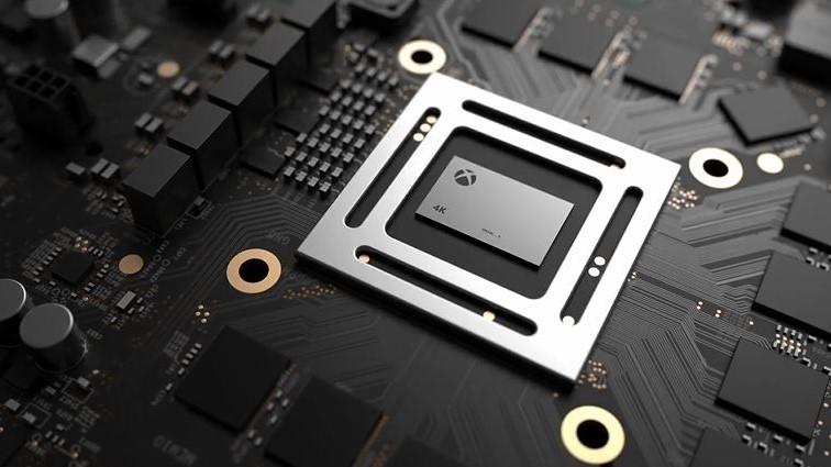Xbox Scorpio vil bli solgt til konsollpris.