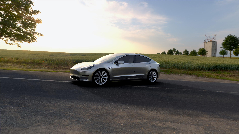 Model 3 er en av de mest spennende elbilene som kommer.