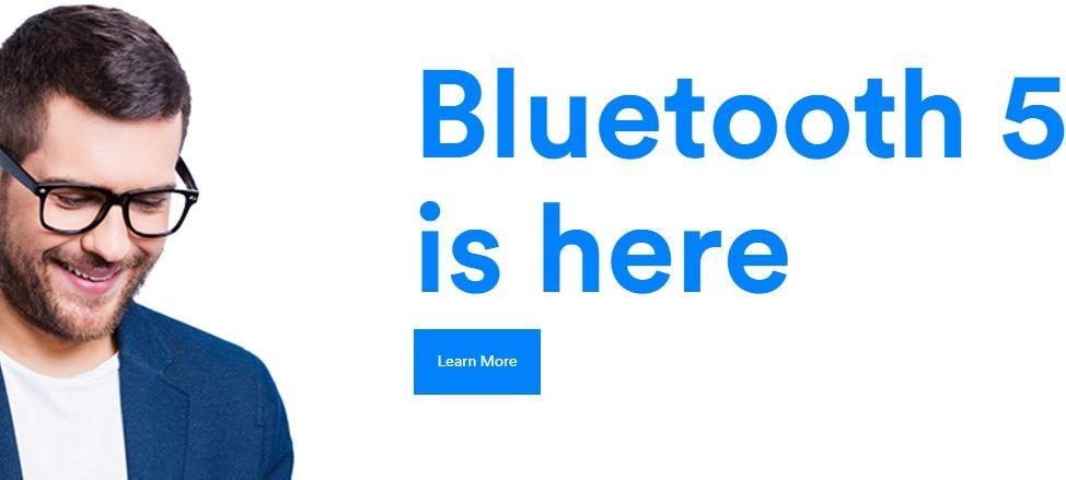 Bluetooth 5 forbedrer alle aspekter ved teknologien.
