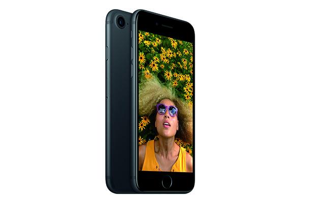 Hvis du har byttet ut skjermen med en tredjeparts skjerm, kan resten av telefonen fortsatt dekkes av garantien, sier Apple.