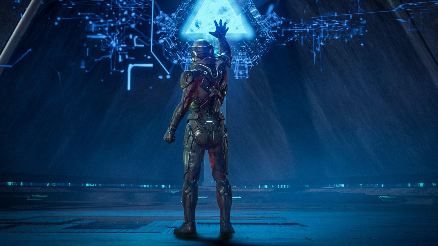 Nå kan du se starten av Andromeda.