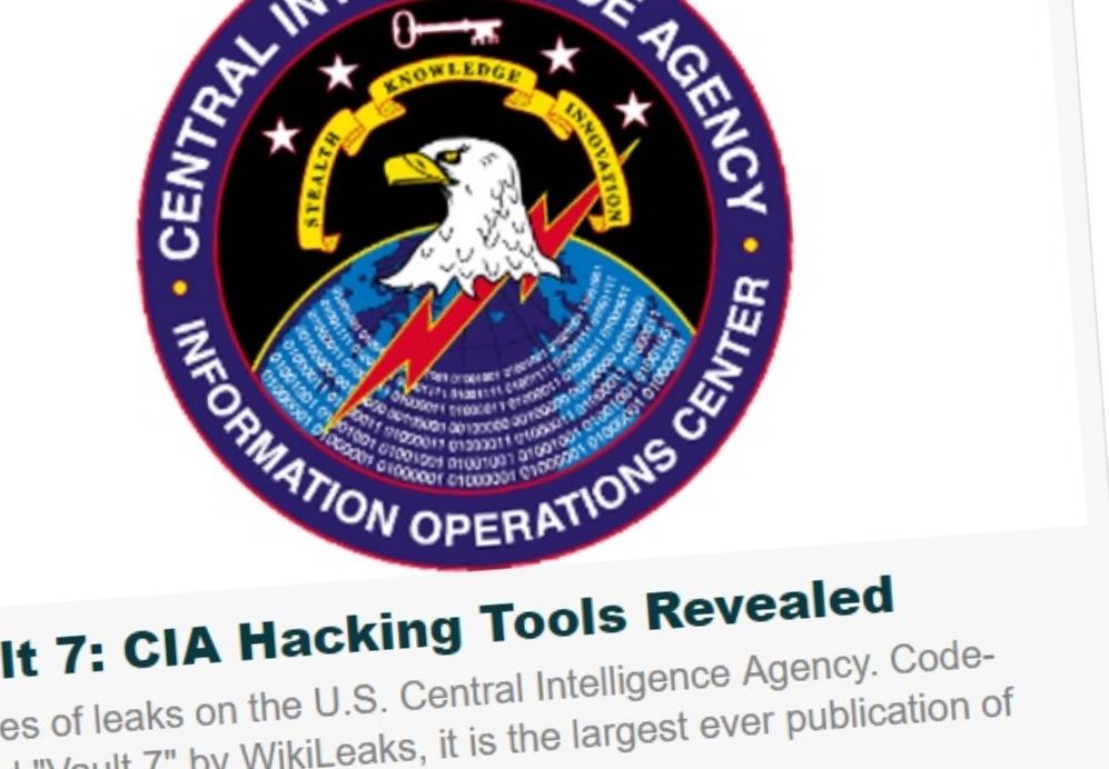Wikileaks avslører i en gigantisk datadump hvordan CIA kan spionere på hele verden via kjente forbrukerprodukter som iPhone og Windows.