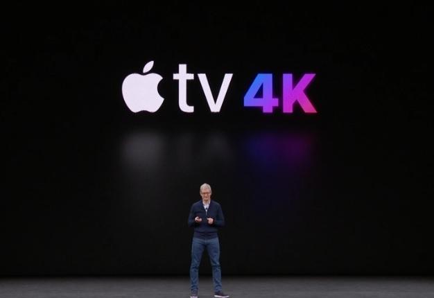 Nye Apple TV 4K med HDR kommer 22. september.