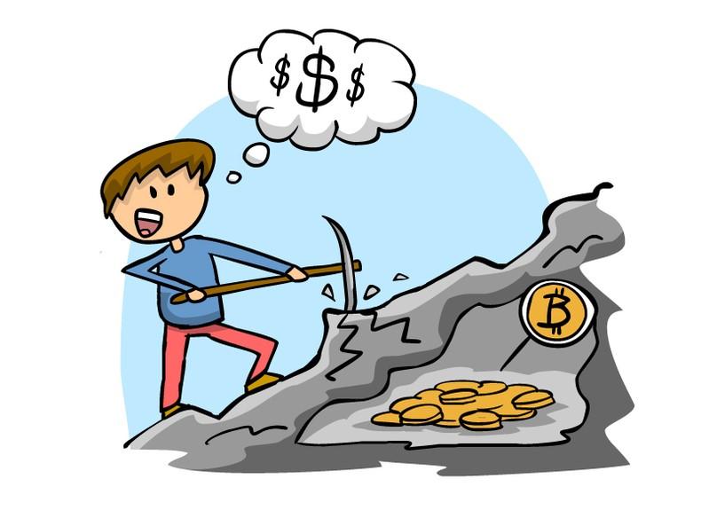 """DYPDYKK: Hva i alle dager er """"bitcoin-mining"""" og hvorfor bør du glemme å bruke egen maskin?"""
