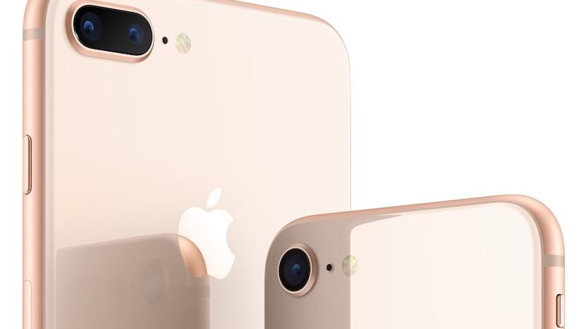 iPhone 8 blir ubrukelig etter skjermreparsjon.
