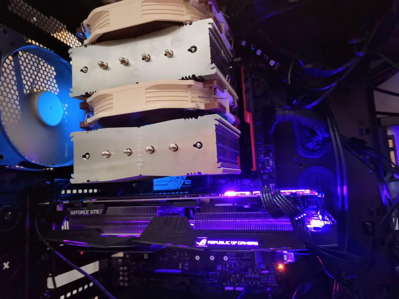 Jeg har gløttet inn i 4K-verdenen og testet en gigantisk CPU-vifte