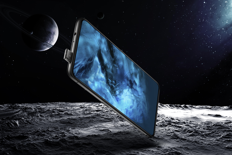 Du ser vel hvorfor denne mobilen er helt spesiell?
