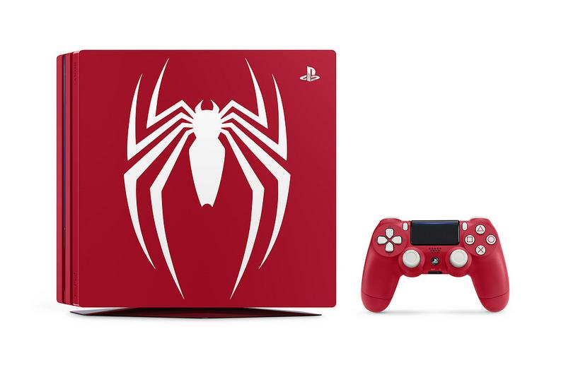 Se denne tøffe PlayStation 4 Pro-konsollen.