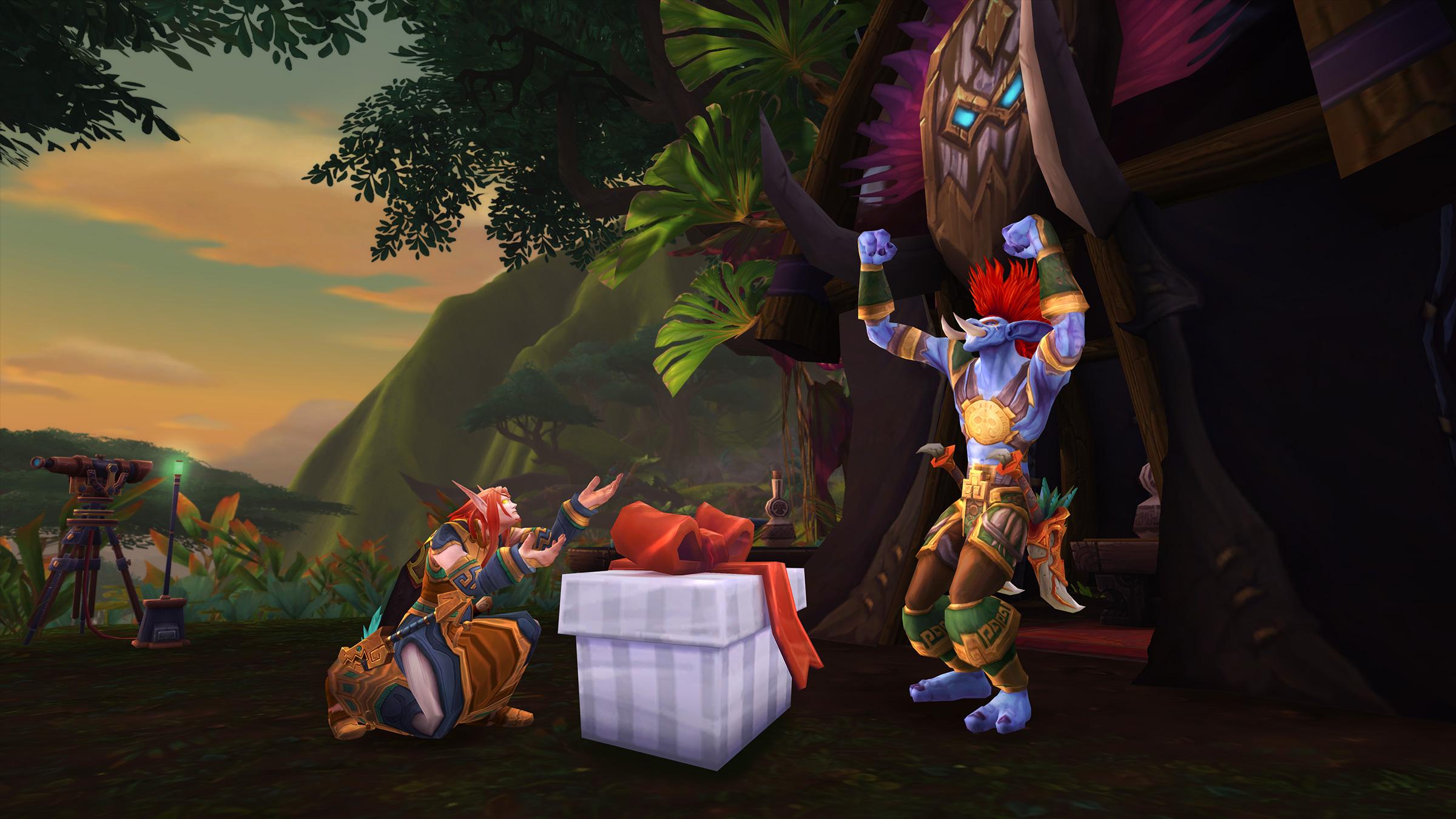 """Alle """"World of Warcraft""""-utvidelsene er nå gratis."""
