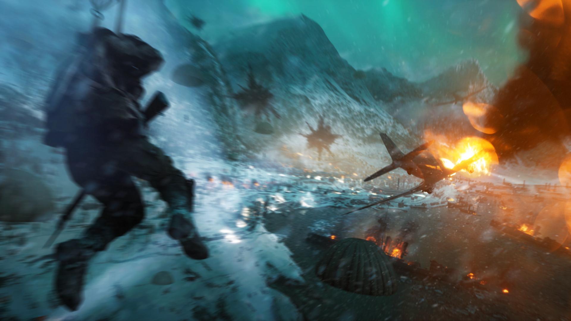 """- Dette lærte vi av """"Battlefield 5""""-alphaen."""