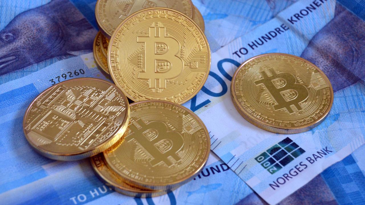 Bitcoin har ikke vært verdt så mye på to måneder