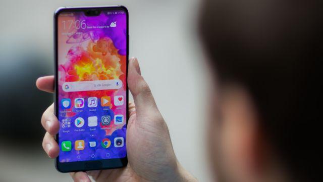 Huawei frykter ikke USA-sanksjoner.
