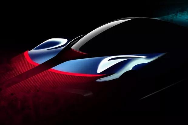 Pininfarina har delt flere konsepttegninger.