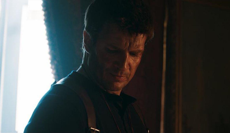 """Se """"Uncharted""""-filmen med Nathan Fillion som Nathan Drake."""