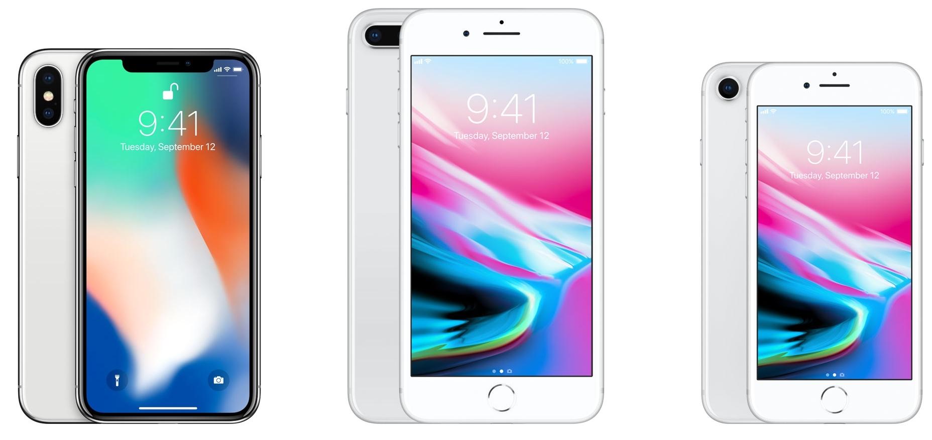 Så mange iPhone, Mac og iPad har Apple solgt
