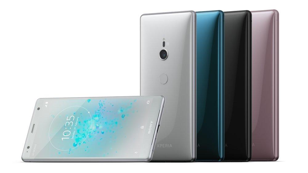 Sonys andel av mobiltelefonmarkedet blir stadig mindre