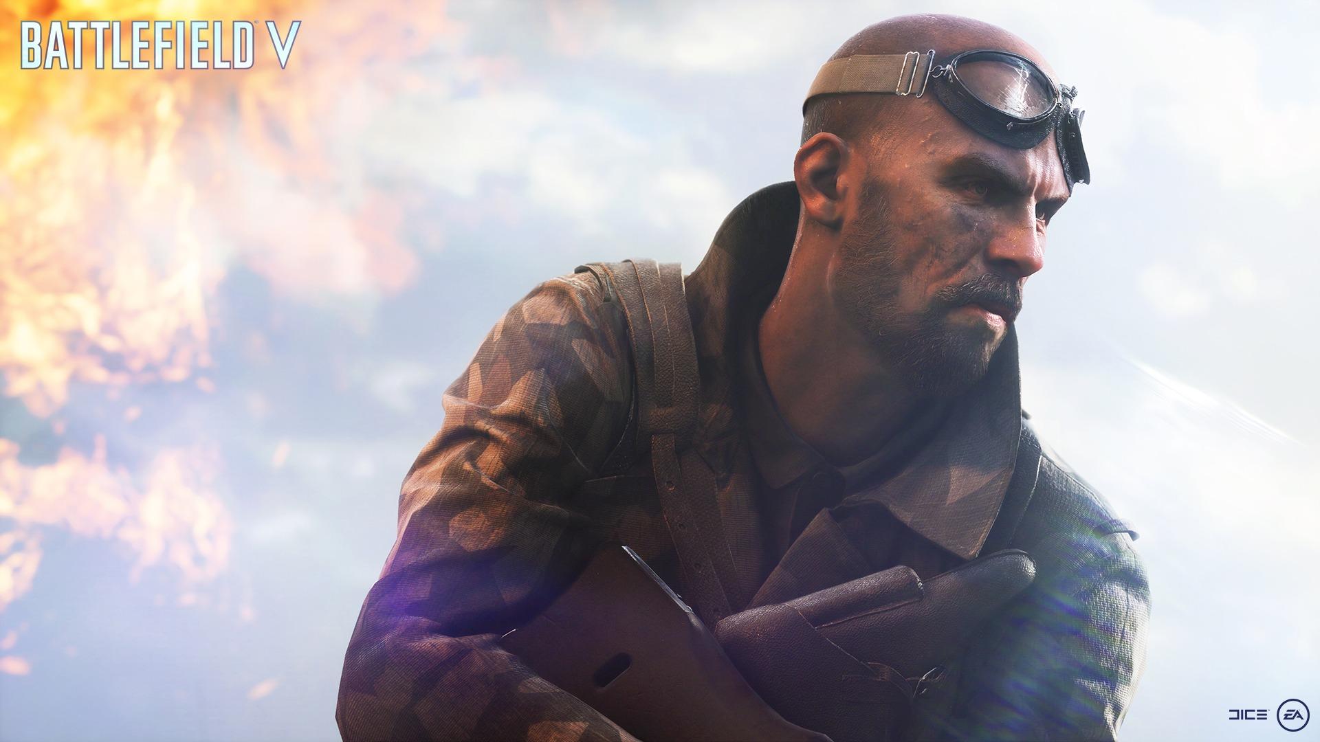 """Snart kan alle teste """"Battlefield V"""" - åpen beta i september."""