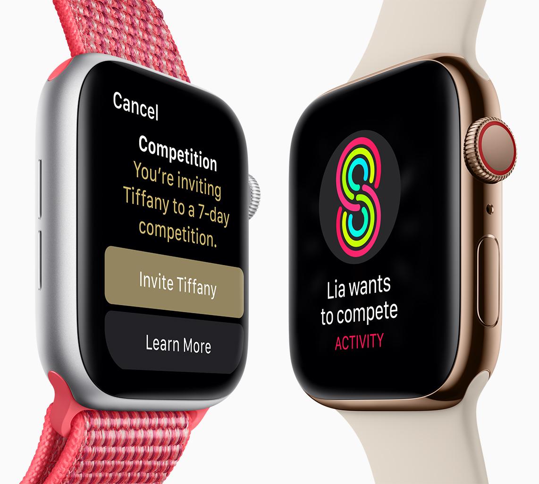 Apple Watch 4 som selges i Norge har ikke EKG-måling.