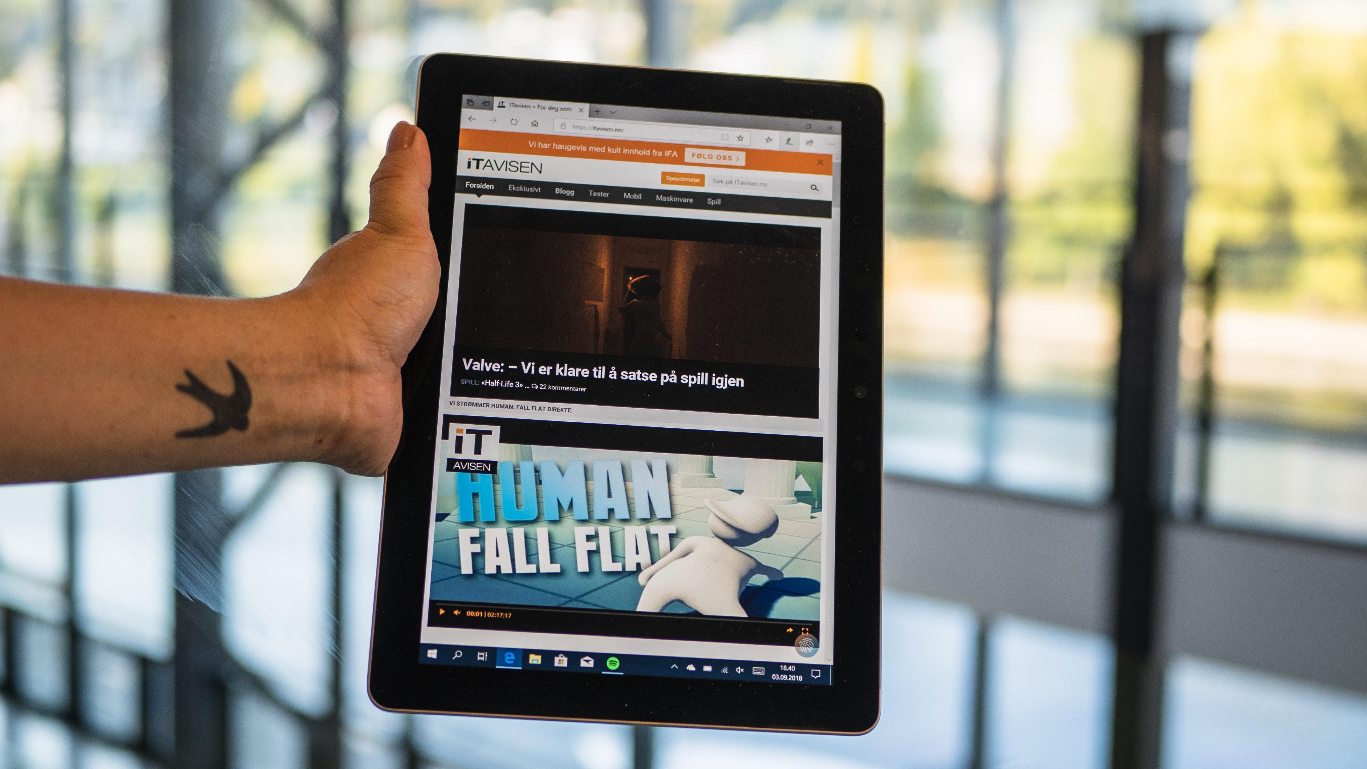 Surface Go kommer veldig nærme å være et utrolig bra produkt.