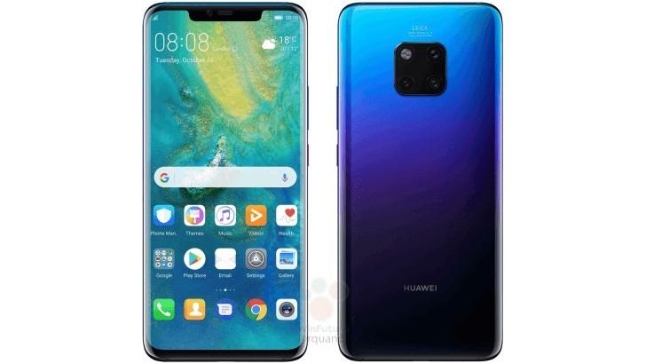 Mate 20 Pro blir Huaweis dyreste smarttelefon.