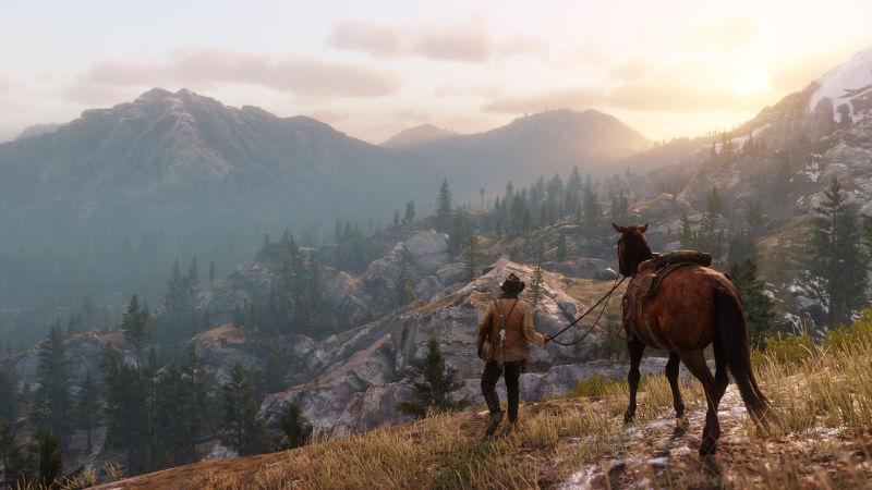 """Rockstar nekter deg å nevne """"Piratebay"""" i Red Dead Redemption 2"""
