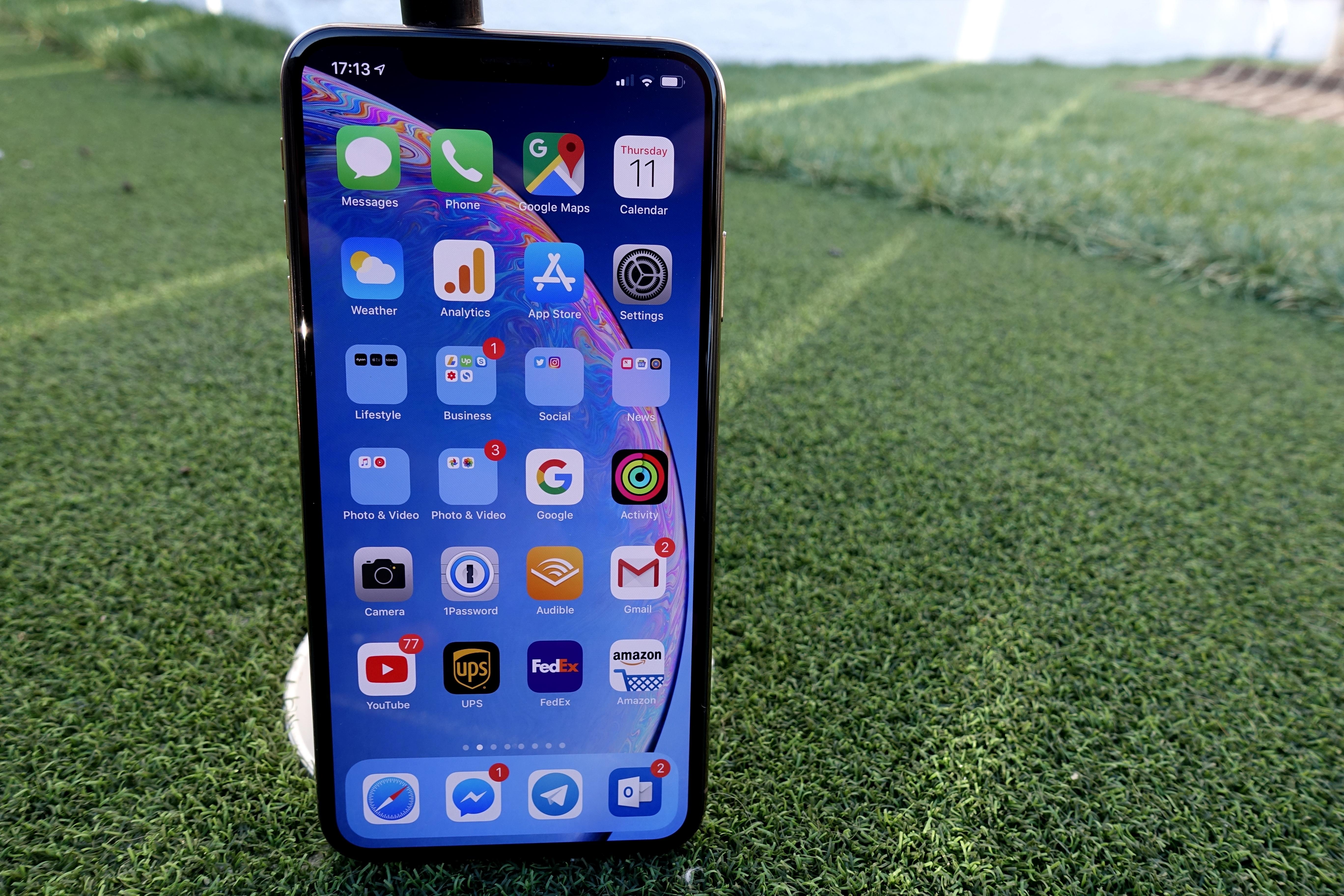 TEST: iPhone Xs Max - vent til neste år