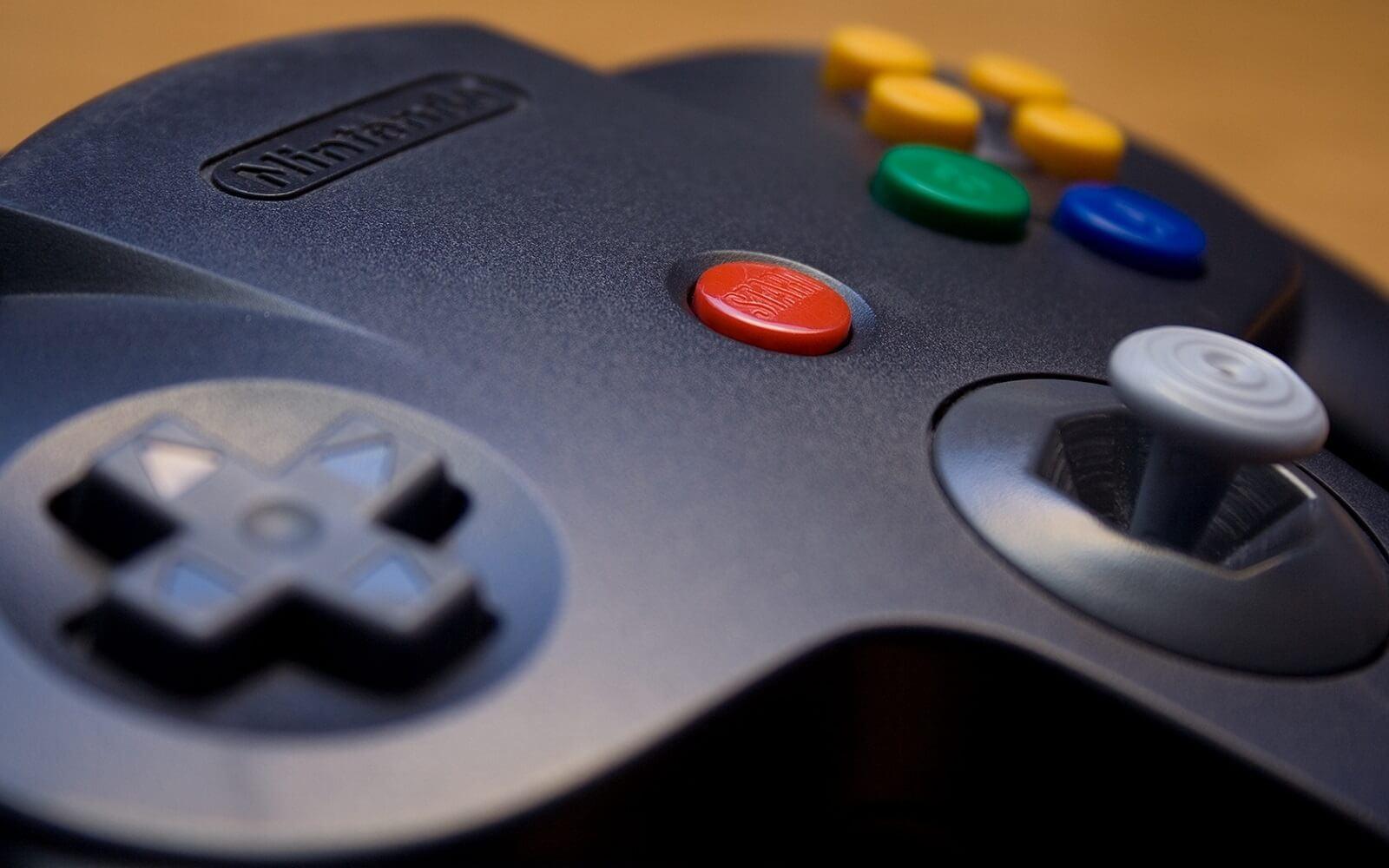 Nintendo 64 Classic mini blir avslørt snart