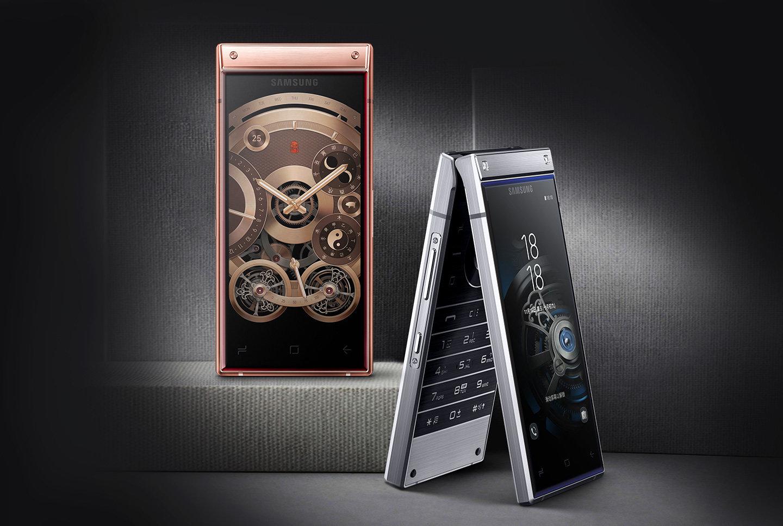 Samsungs luksus-klappmobil får flaggskip-spesifikasjoner