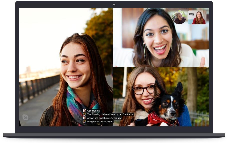 Skype har som mål å bli mer tilgjengelig for personer med funksjonshemminger.