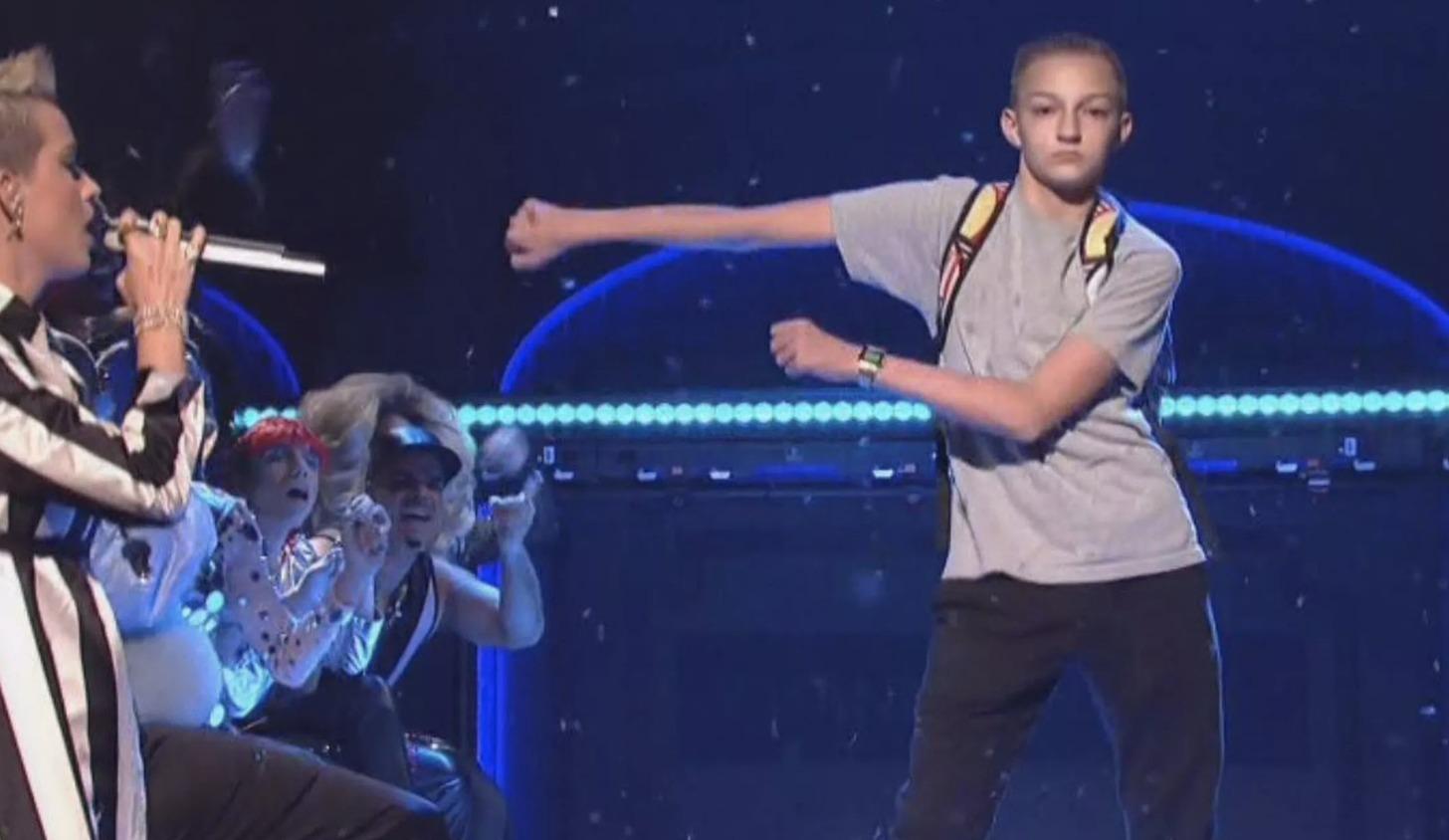 Denne dansen ble en hit i sosiale medier.