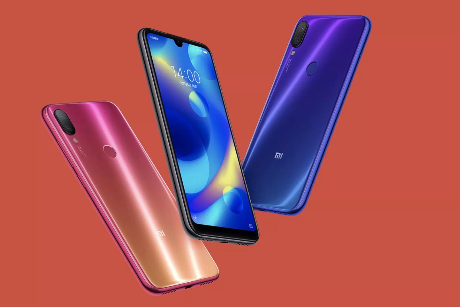 Her er Xiaomis nyeste telefon.