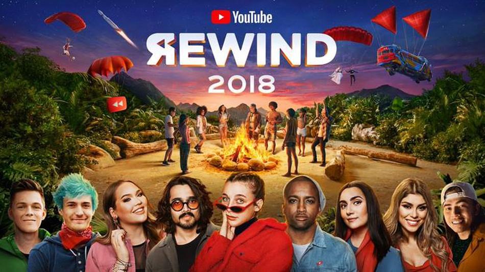 Det skal være et hyggelig tilbakeblikk på året som har gått, men reaksjonene på YouTube tilsier at de ikke har lyktes.
