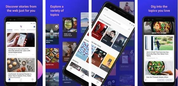 En ny app som samler nyheter for deg er lansert. Denne gangen er det Microsoft som står bak.