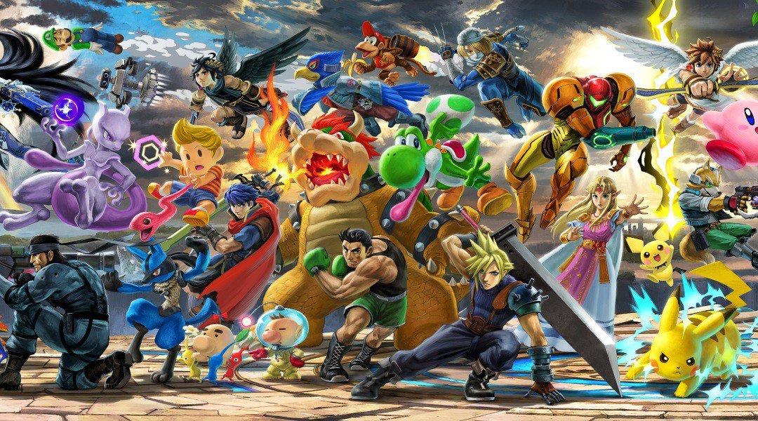 TEST: Super Smash Bros. Ultimate