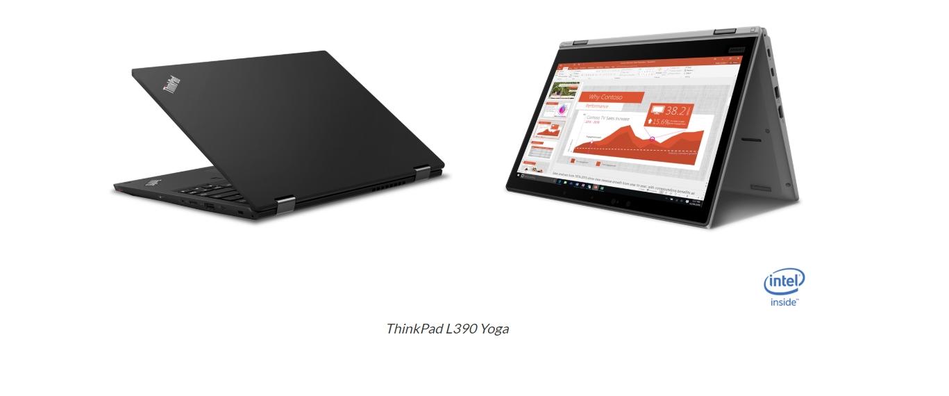 Dette er Lenovos nye ThinkPad-bærbare