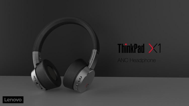 Jøss, ThinkPad-varemerket ser ut til å ha nådd hodetelefoner.